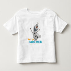 Olaf | Wild for Summer Toddler T-shirt
