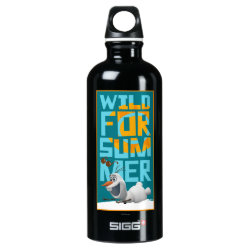 SIGG Traveller Water Bottle (0.6L) with Frozen's Olaf Wild for Summer design