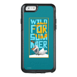 OtterBox Symmetry iPhone 6/6s Case with Frozen's Olaf Wild for Summer design
