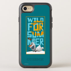 OtterBox Apple iPhone 7 Symmetry Case with Frozen's Olaf Wild for Summer design