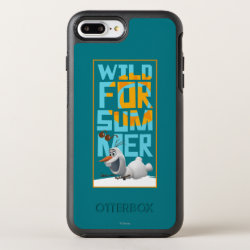 OtterBox Apple iPhone 7 Plus Symmetry Case with Frozen's Olaf Wild for Summer design