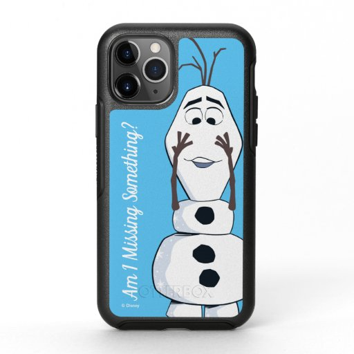 Olaf With No Nose OtterBox Symmetry iPhone 11 Pro Case