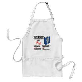 Olafson's Illustrated Guide Aprons