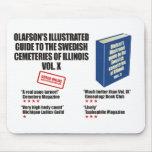 Olafson's Illustrated Guide Mousepad