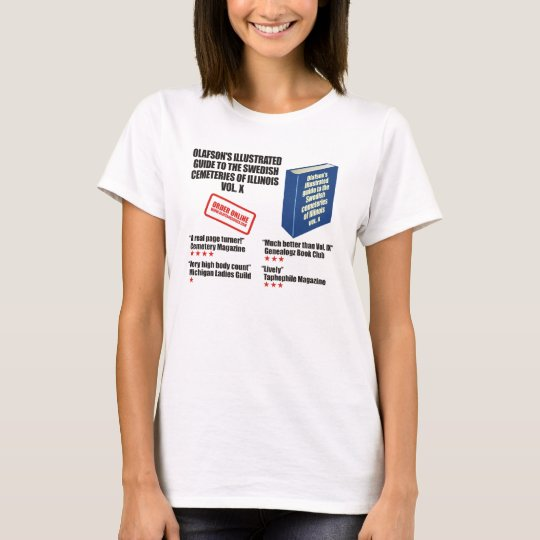 Olafson's Illustrated Guide T-Shirt
