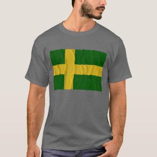 Öland waving flag (unofficial) T-Shirt