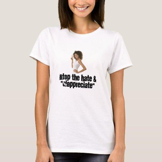 """OLAppreciate"" T-Shirt"