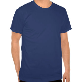 Olas de círculo t shirts
