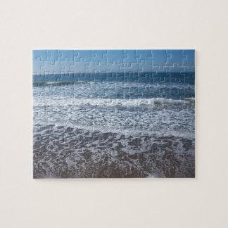 Olas oceánicas #1 puzzles con fotos