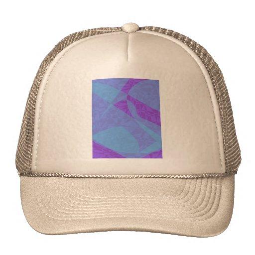 Olas oceánicas gorras de camionero