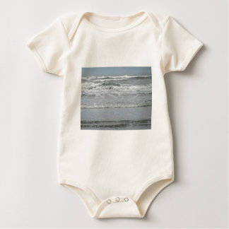Olas oceánicas traje de bebé