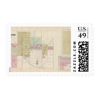 Olathe, Johnson County, Kansas Postage Stamps