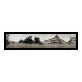 Olathe, KS Photo 1909 Posters