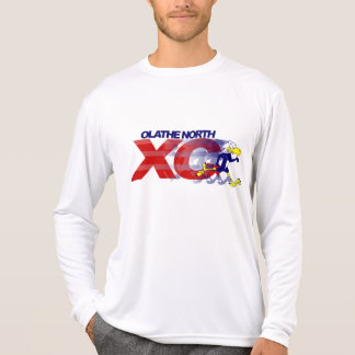 Olathe North XC Long Sleeve Micro Fiber T-Shirt
