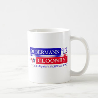 Olbermann Clooney 2012 mug