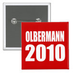 OLBERMANN Election Gear 2 Inch Square Button