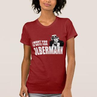 OLBERMANN Election Gear Shirts
