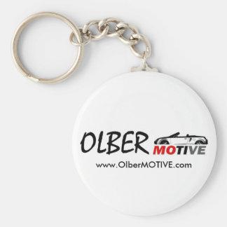 Olbermotive-logo-Mr2R, www.OlberMOTIVE.com Llavero Redondo Tipo Pin