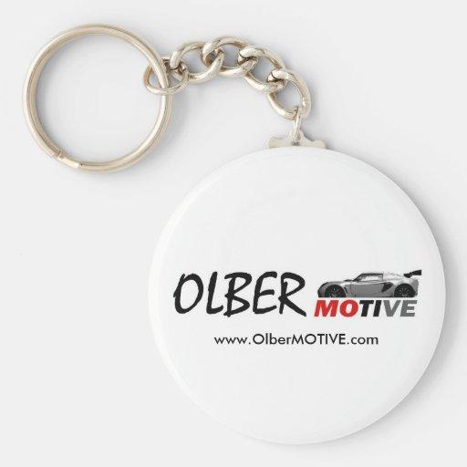 Olbermotive Loti key ring Keychain