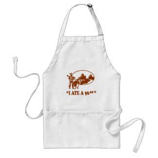 Old 96er adult apron