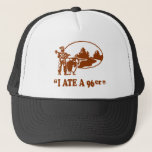 """Old 96er trucker hat<br><div class=""""desc"""">Let everyone know you ate the famed &quot;Old 96er&quot; from the movie &quot;The Great Outdoors.&quot;</div>"""