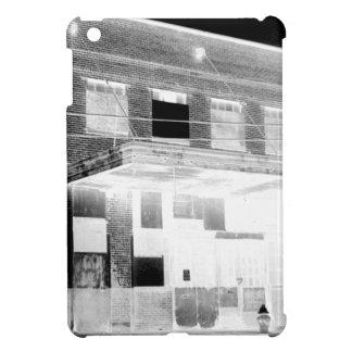 Old Abandon Building negative iPad Mini Case