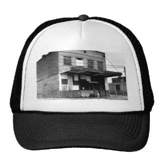 Old Abandon Building Trucker Hat