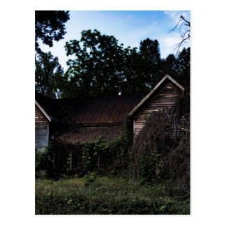 Old Abandon House Post Cards