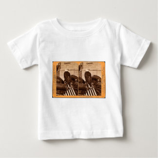 Old Abe, The Wisconsin War Eagle- Stereoview T-shirt