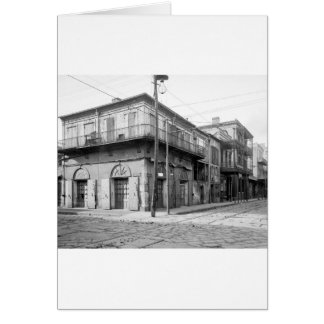 Old Absinthe House, New Orleans: 1906 Card