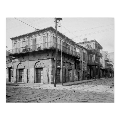 Old Absinthe House, New Orleans: 1906 Posters