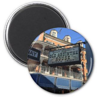 Old Absinthe House New Orleans Louisiana Souvenir Magnet