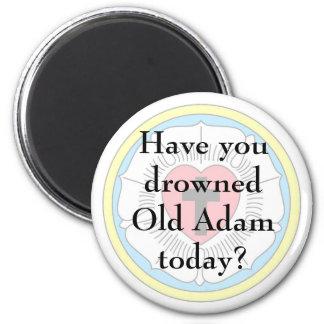 Old Adam Magnet