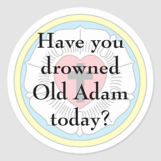 Old Adam Stickers