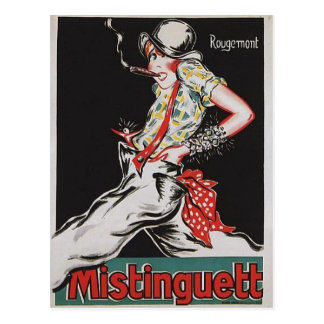 old advertising collection, vintage, smoking postcard