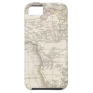 OLD AFRICA MAPS iPhone SE/5/5s CASE