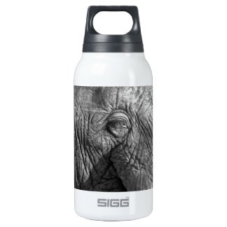 Old African Elephant 10 Oz Insulated SIGG Thermos Water Bottle