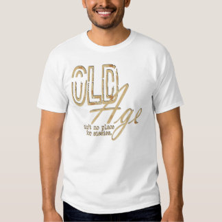 Old Age -  EDUN LIVE Adam Essential Tee