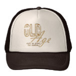 Old Age - Hat
