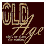 Old Age - Poster