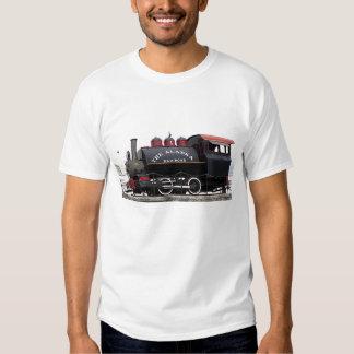 Old Alaska Railroad steam engine, Anchorage, AK T Shirt