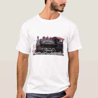 Old Alaska Railroad steam engine, Anchorage, AK T-Shirt