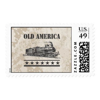 old america collections postage