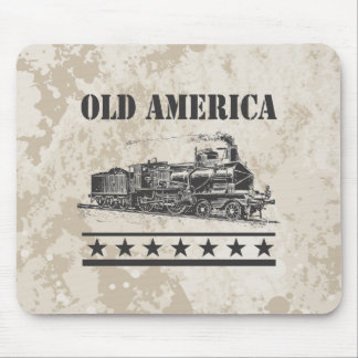 Old America collections vol 1 Mouse Pad