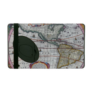 Old America Maps iPad Cover