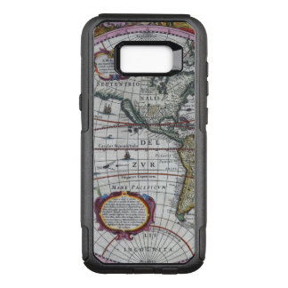 Old America Maps OtterBox Commuter Samsung Galaxy S8+ Case