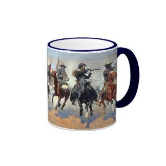Old American West Ringer Coffee Mug