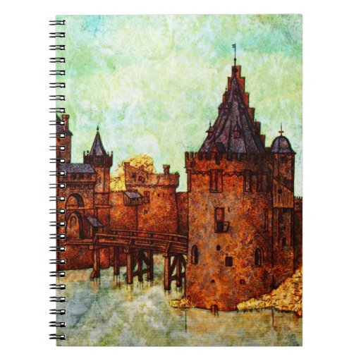 Old Amsterdam notebook