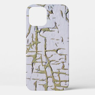 Old and cracked paint on  Case-Mate iPhone case