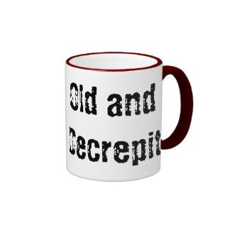 Old and Decrepit Coffee Mug